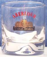 A aberlour whisky glass