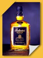Ballantine's Gold Seal - newer bottle with new label