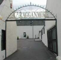 The entrance to the Cragganmore distillery picture from www.scotchwhisky.net