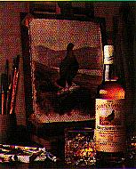 The Famouse Grouse, Finest Scotch whisky.