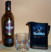 Glenfiddich Solera Reserve bottle