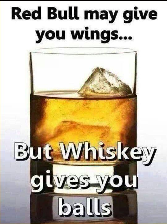 red bull vs whisky