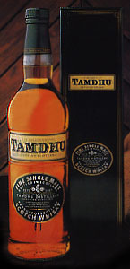 The Tamdhu bottle... and box