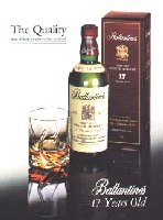 Ballantine's 17 years old - Scotch whisky