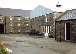 Picture 3 of The Bladnoch distillery