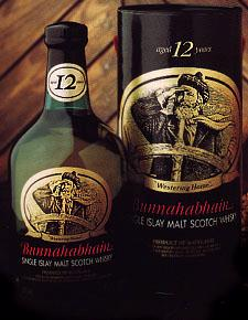 Bunnahabhain Whisky 12 years old